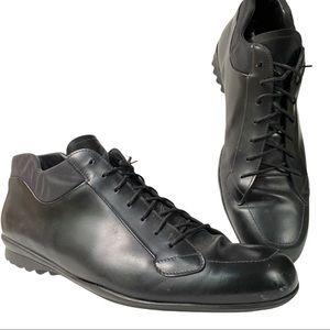 Prada Italian Leather Sneakers